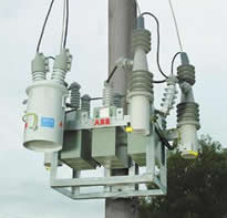 high-voltage-pole-mount-capacitor